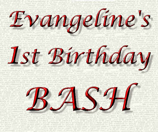 Vangie's BIRTHDAY BASH logo